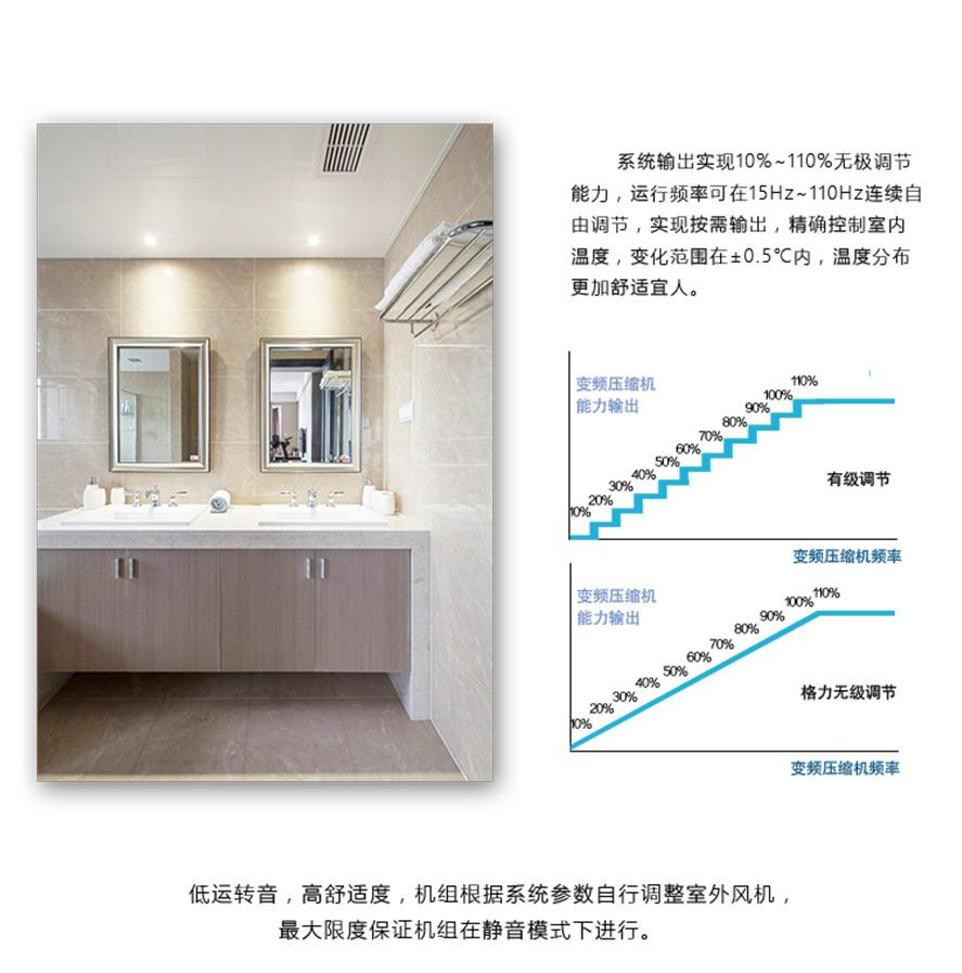 格力free家用中央空調多聯機系列產品介紹